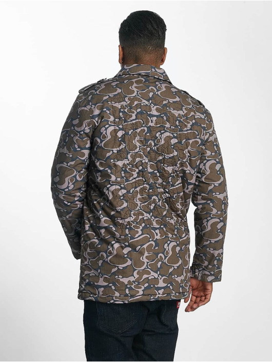 Ecko Unltd. Übergangsjacke Corporal camouflage