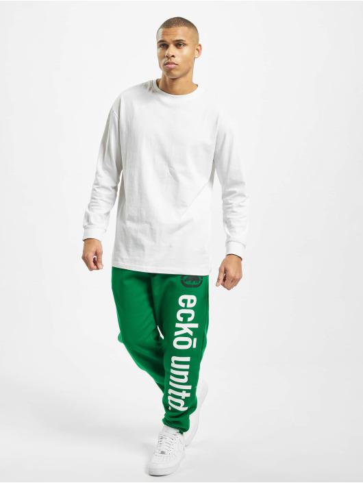 Ecko Unltd. Verryttelyhousut 2Face vihreä