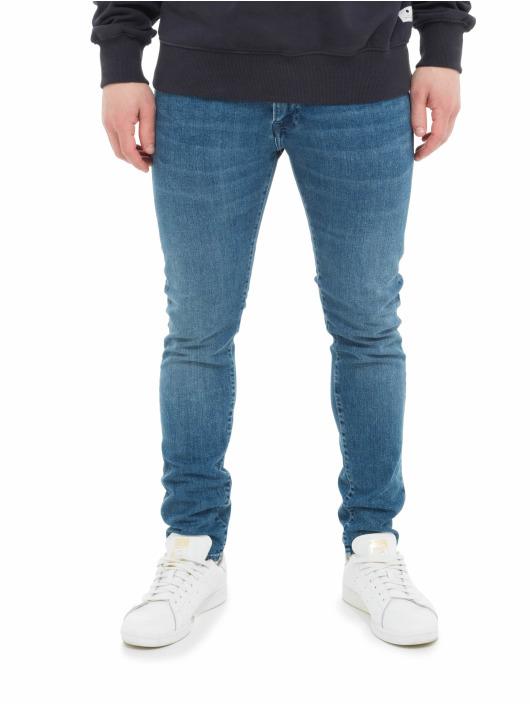 Edwin Jeans ajustado Ed-85 Slim Tapered Drop azul