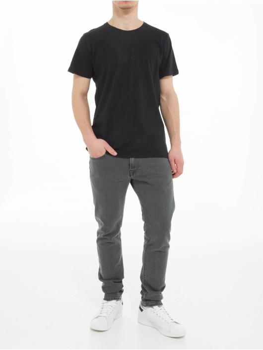 Edwin Jeans ajustado Ed-85 Slim Tapered Drop gris