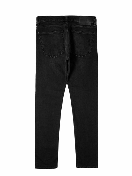 Edwin Jeans ajustado Ed-85 negro