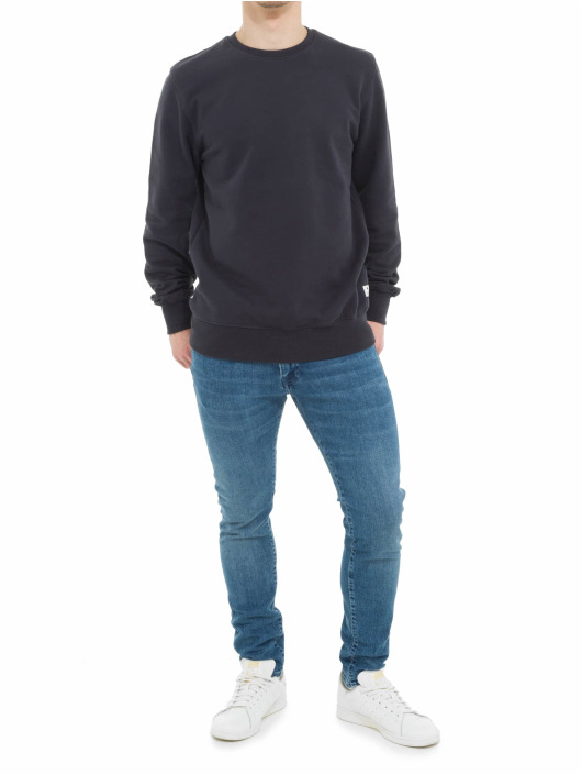 Edwin Slim Fit Jeans Ed-85 Slim Tapered Drop blå