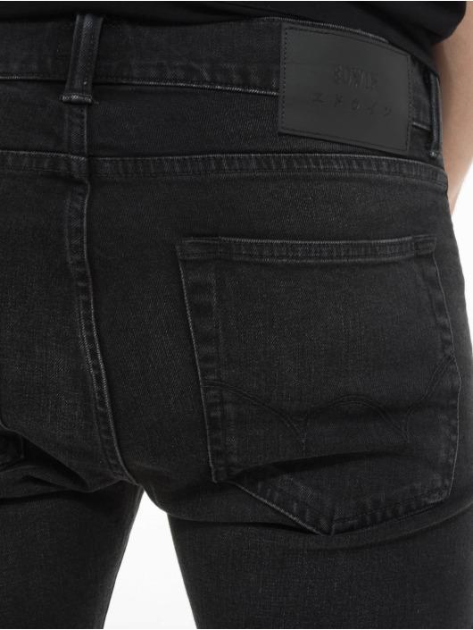 Edwin Slim Fit Jeans Ed-85 svart