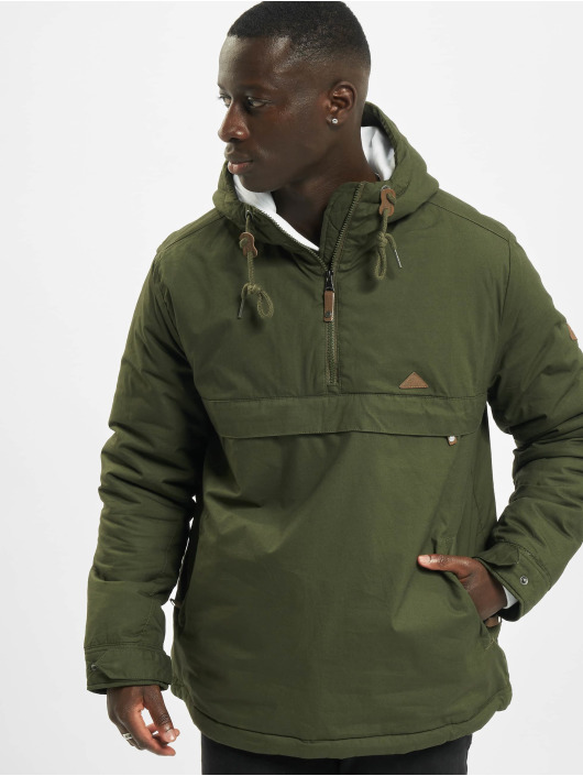 Eight2Nine Демисезонная куртка Marlon зеленый