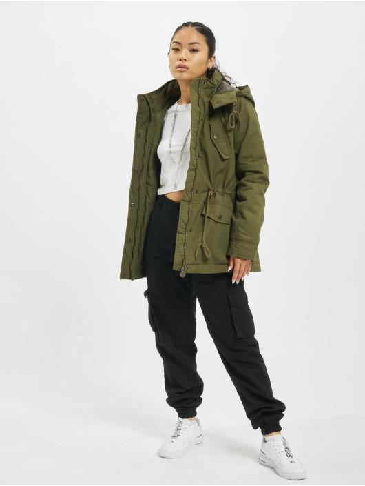 Eight2Nine Демисезонная куртка Vintage зеленый