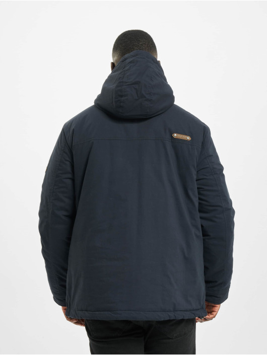 Eight2Nine Демисезонная куртка Marlon синий