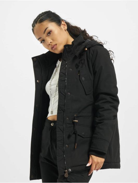 Eight2Nine Демисезонная куртка Vintage черный