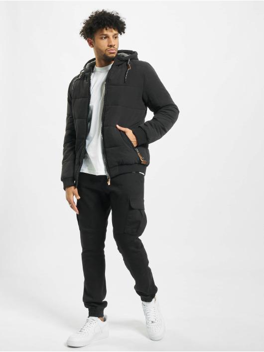 Eight2Nine Зимняя куртка Iggy черный