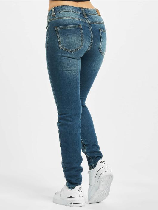 Eight2Nine Облегающие джинсы Original синий