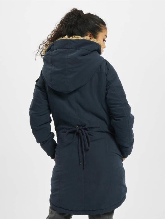 Eight2Nine Пальто Mala синий