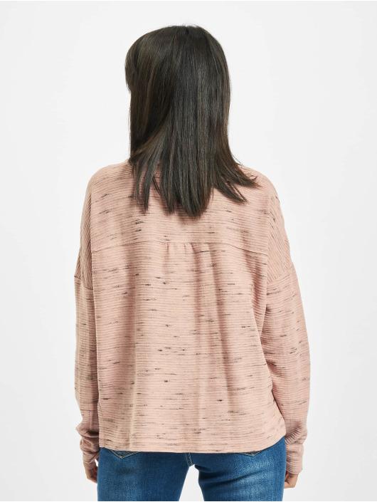 Eight2Nine Пуловер Ida розовый