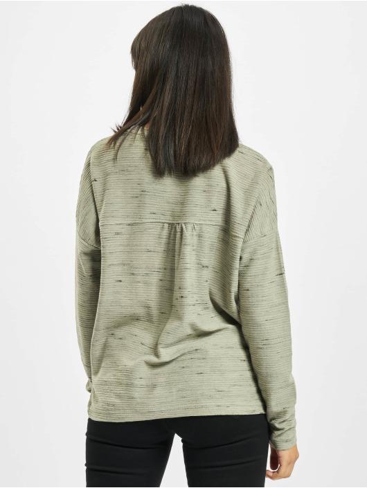 Eight2Nine Пуловер Ida серый