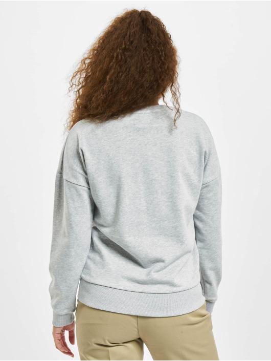 Eight2Nine Пуловер Love серый