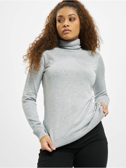 Eight2Nine Пуловер Sinja серый
