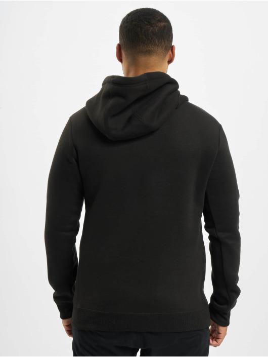 Eight2Nine Bluzy z kapturem Small Logo czarny