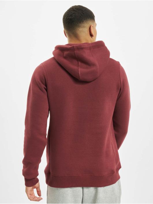 Eight2Nine Bluzy z kapturem Tom czerwony