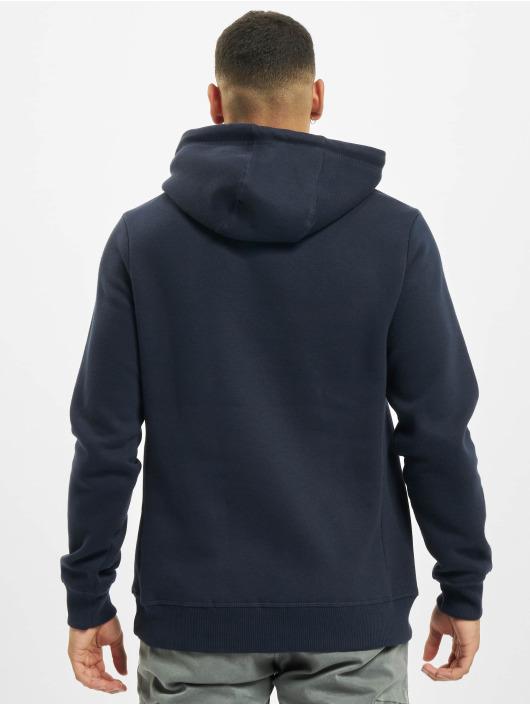 Eight2Nine Bluzy z kapturem Tom niebieski