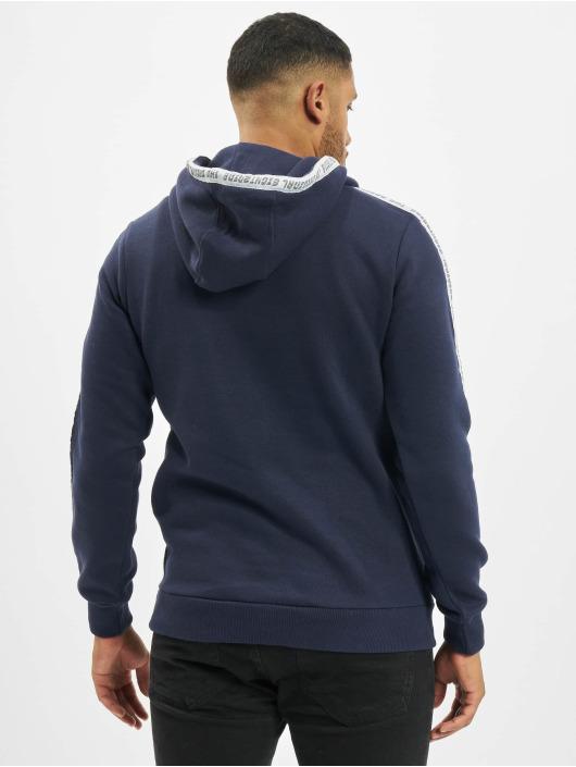 Eight2Nine Bluzy z kapturem Sweatshirt niebieski