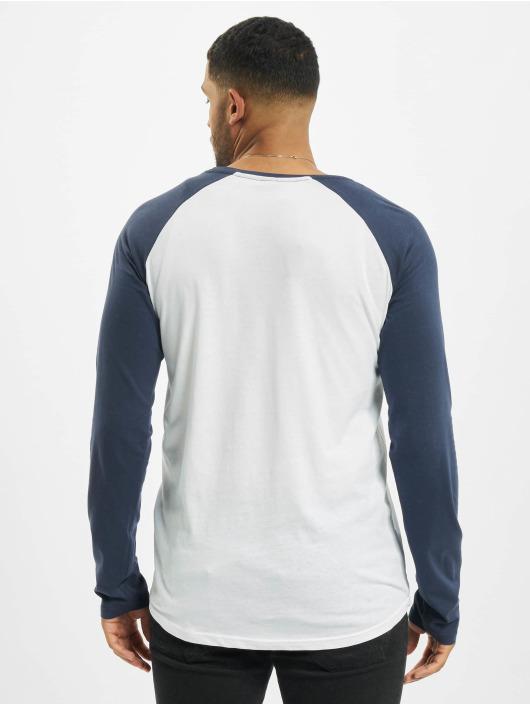 Eight2Nine Camiseta de manga larga E2N azul