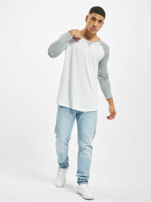 Eight2Nine Camiseta de manga larga E2N gris