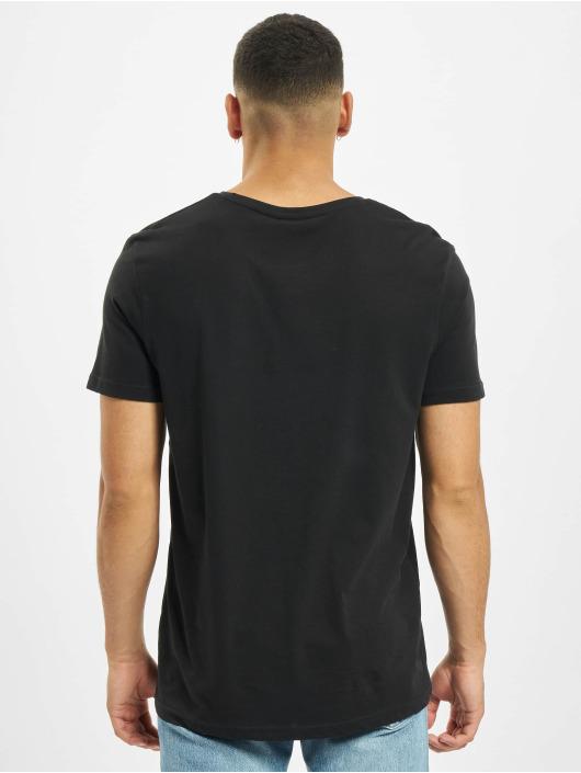 Eight2Nine Camiseta Wheel negro