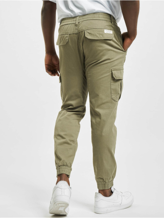 Eight2Nine Cargo Levin olive
