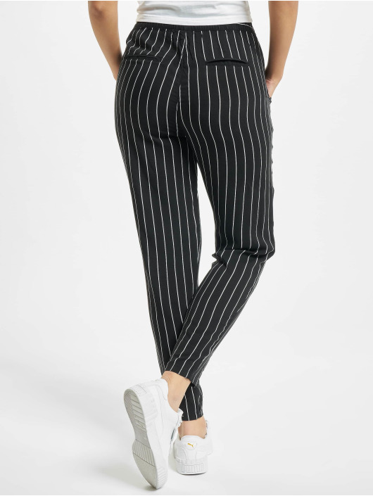 Eight2Nine Chino Pinstripe zwart