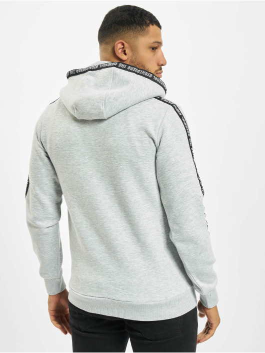 Eight2Nine Hoodie Tape grey