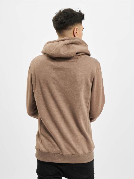 Eight2Nine Hoodies Sero brun