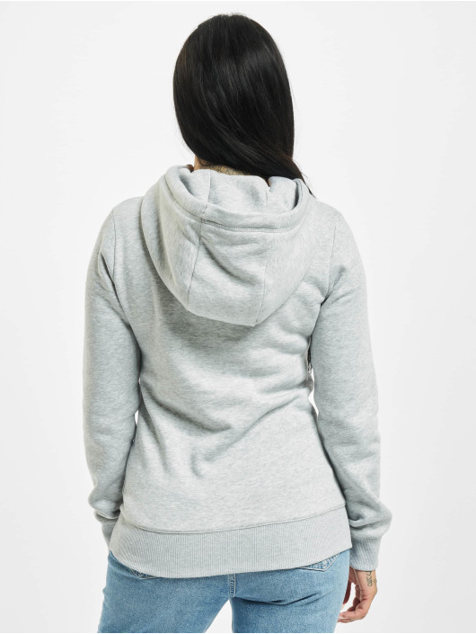 Eight2Nine Hoodies Bella Donna grå