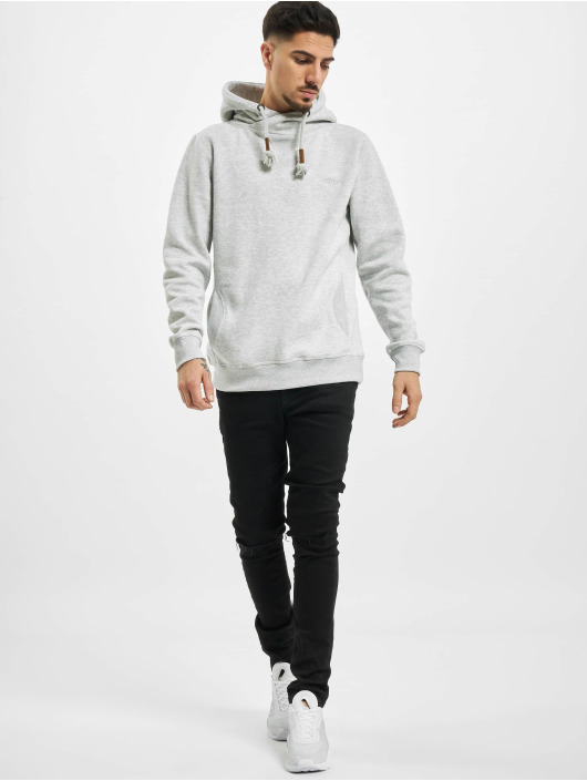Eight2Nine Hoody Sero grijs