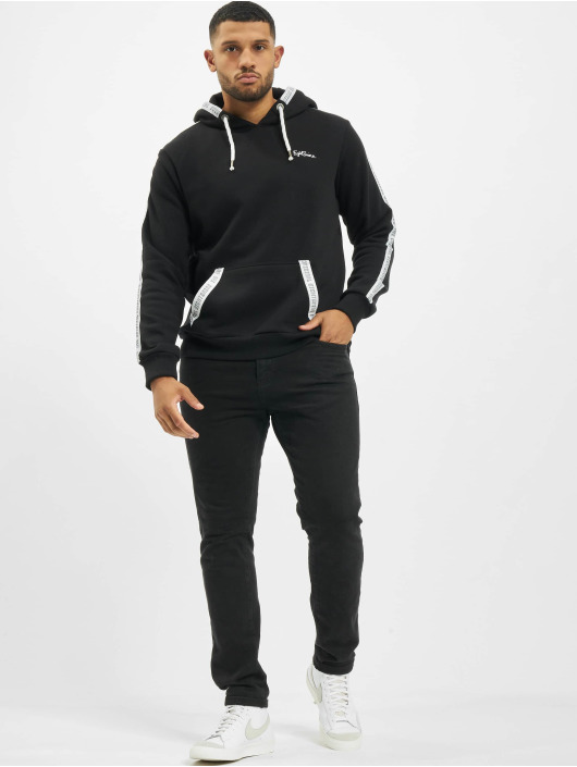 Eight2Nine Hoody Tape schwarz