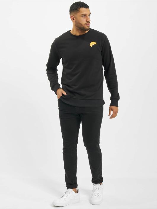 Eight2Nine Jersey Logo negro