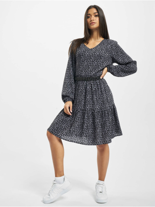 Eight2Nine jurk Charlotte grijs