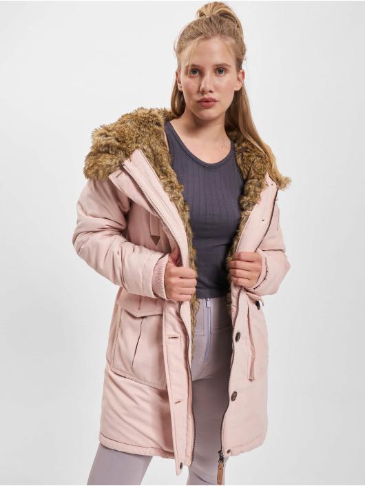 Eight2Nine Kabáty Blush ružová