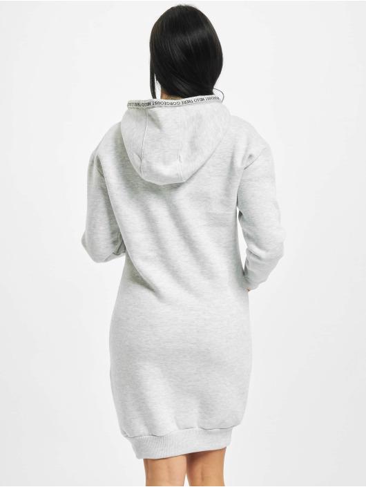 Eight2Nine Kleid Tape grau