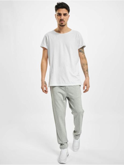 Eight2Nine Látkové kalhoty Chino šedá
