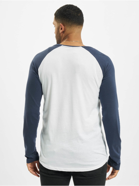 Eight2Nine Longsleeve E2N blau