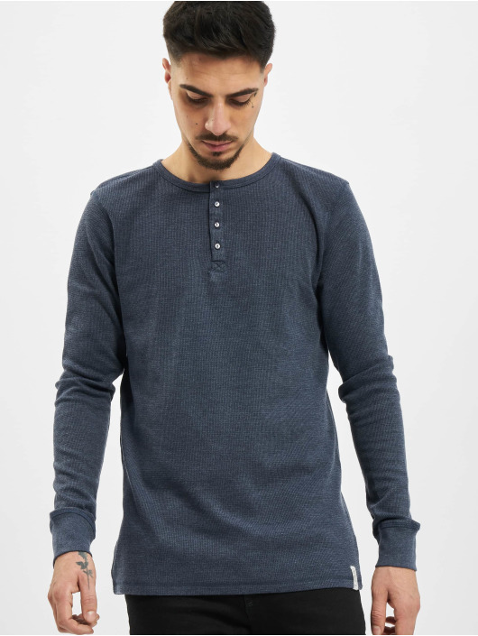 Eight2Nine Longsleeve Knit blau