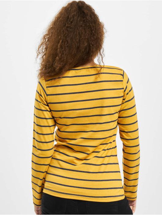 Eight2Nine Longsleeve Stripes gelb