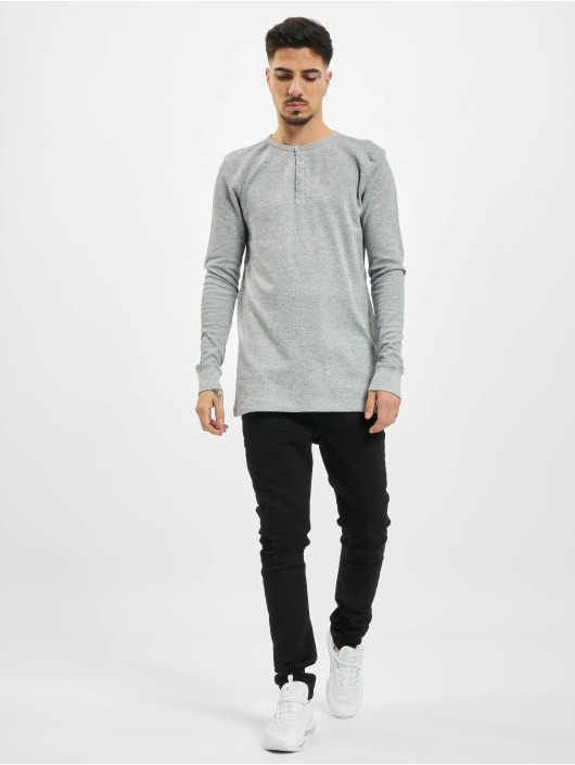 Eight2Nine Longsleeve Knit gray