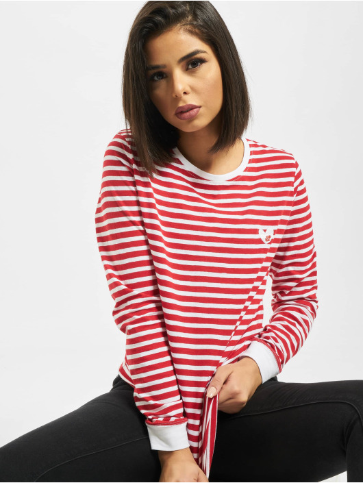 Eight2Nine Longsleeve O-Neck red