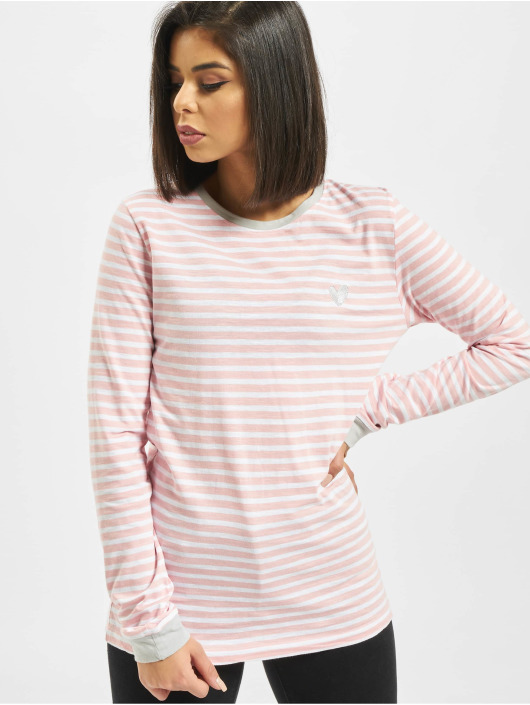 Eight2Nine Longsleeve O-Neck rosa