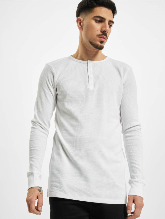 Eight2Nine Maglietta a manica lunga Knit bianco