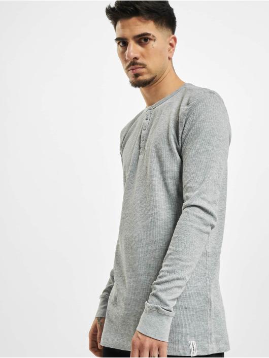 Eight2Nine Maglietta a manica lunga Knit grigio