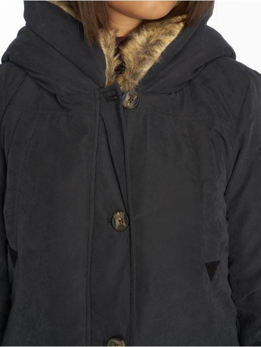 Eight2Nine Manteau hiver Velenora noir
