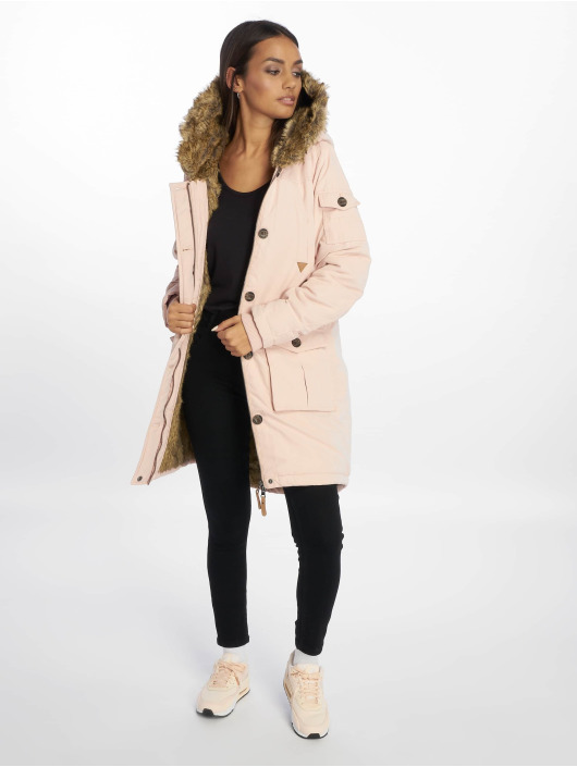 Eight2Nine Manteau Blush rose