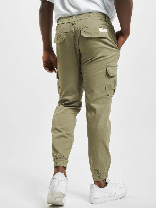 Eight2Nine Pantalon cargo Levin olive