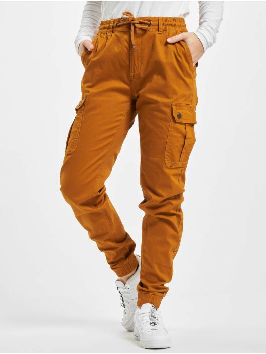 Eight2Nine Pantalon cargo Anna orange