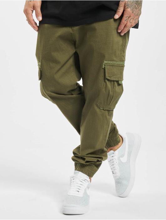 Eight2Nine Pantalon cargo Two vert